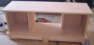 how to build a tv cabinet free plans lcd tv stand plans