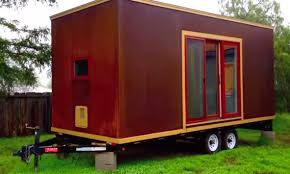 172 sq ft tumbleweed mica tiny house on wheels tour