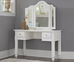 White Desks For Kids by Lakehouse White Finish Vanity Desk With Mirror Desks Ne Kids