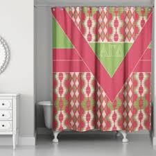 Gamma Curtain Wall Buy Pink Green Shower Curtains From Bed Bath U0026 Beyond