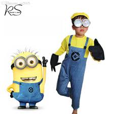 Despicable Minion Costume Wholesale Despicable Minion Costume Mini Corps Minion Cosplay