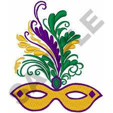 where can i buy mardi gras masks holidays embroidery design mardi gras mask from great notions