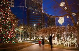christmas lights richmond va christmas lights stock photo image of winter america 35469142