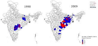 India Population Map by India U0027s Tribal Populations Center For The Advanced Study Of