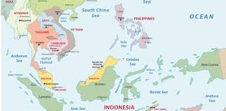 South China Sea Map Can Australia And Indonesia Work Together On Challenges In The