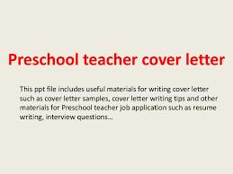 cover letter for early childhood educator preschoolteachercoverletter 140223204854 phpapp02 thumbnail 4 jpg cb 1393188571