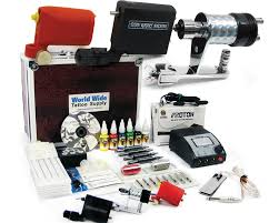 apprentice tattoo kit with case tattoo kits page 1 worldwide