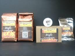 maple flavored coffee 12 oz bag s maple farm llc