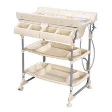 Change Table Bath China Changing Table Bath And Nappy Combination Unit With Storage