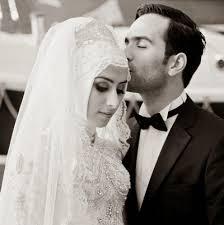 mariage musulman chrã tien tradition du voile de mariée