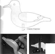 sea gull scroll saw woodworking archive