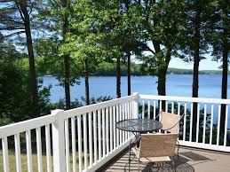 birch point lake front house rental in poland maine east poland