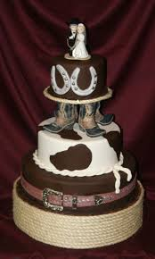 27 best western wedding cake ideas images on pinterest western