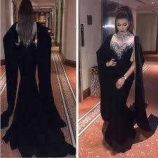free shipping buy best myriam fares celebrity dress kaftan black