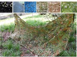 Camouflage Netting Decoration Vilead 9 Colors 2m 2m Protective Camouflage Netting Camo Net For