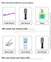 printable hygiene activity sheets personal hygiene worksheet 14 science worksheets grade 2