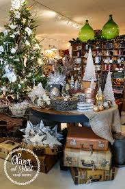 Decoration Christmas Store by A Vintage Woodland Christmas Visual Merchandising Retail