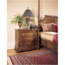 American Drew Nightstand 581 420 American Drew Furniture Stand With Wood Top