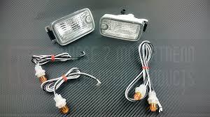 nissan 180sx jdm p2m nissan 180sx jdm type x dual posts front position lights led