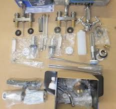 Cisal Faucets Lot Detail Unused Cisal Faucett U0026 Two Matching Washerless