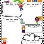 preschool newsletter templates 13 printable preschool newsletter