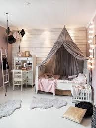 chambre de fille déco chambre de fille et marron