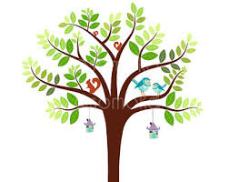 bird and tree clipart clipart panda free clipart images