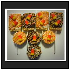 thanksgiving fall theme corn chocolate covered oreos or
