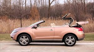 nissan rogue for sale 2012 nissan murano crosscabriolet soft top youtube