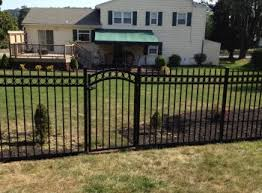 ornamental iron fences residential commercial fences in baltimore