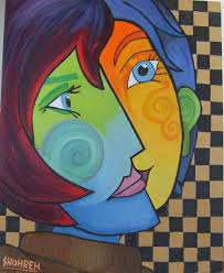 saatchi art oil color painting 16x20
