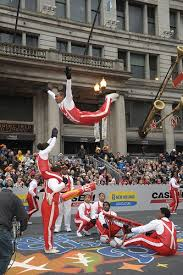 chicago mcdonald s thanksgiving day parade 2012 route schedule