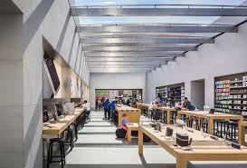 silicon valley apple store by bohlin cywinski jackson metalocus