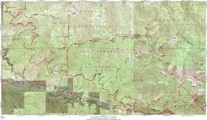 San Bernardino County Map 9 Peaks Traverse San Bernardino Peak Divide Trail U2013 Off Road Pursuits