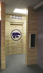 Kansas State University Interior Design Kansas State Basketball Training Facility Populous Athletics