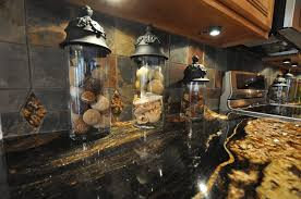 Kitchen Tile Backsplash Ideas With Granite Countertops Granite Countertop Kitchen Cabinet Polish Painting A Tile