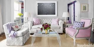Small NYC Apartment Design Lavender Decorating Ideas - Nyc apartment design ideas