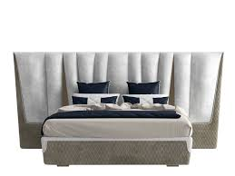 Mobile Studio Angolare by Double Bed With Upholstered Headboard Milonga By Ditre Italia