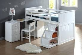 pretty white desk large size of size bunk bed with desk pretty