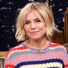 whatbhair texture does sienna miller have the best celebrity bob hairstyles boho waves fine hair and bobs