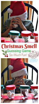 guess that smell for the whole family to play