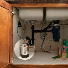 waterchef u9000 premium under sink water filtration system