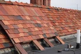 Roof Tile Colors Ludowici Roof Tile And Ktm Roofing Complete Historic Roof