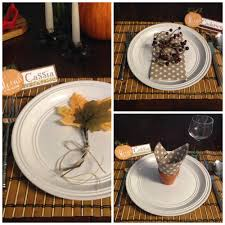 Table Place Settings by Setting Your Autumn Table U2013 Do You Bake