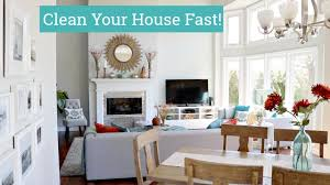how to clean house fast how to clean your house fast speed cleaning tips youtube