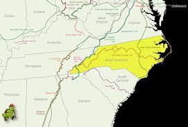 Appalachian Trail Map Virginia by North Carolina Gif