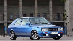 renault alliance hatchback renault 11 1 8 16v turbo german tuning style youtube