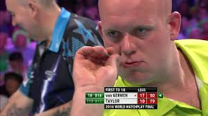 michael van gerwen v phil taylor past meetings darts news sky