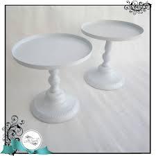 white cake stands cake stands rental dessert table props rental wedding props