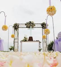 Wedding Cake Bali Wedding At Kayumanis Private Villa U0026 Spa